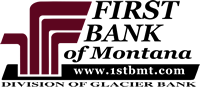 First Bank of Montana - www.1stbmt.com - Division of Glacier Bank